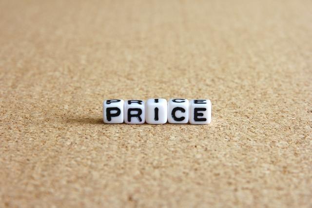 中古マンションの価格