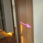 マンションのトイレのドアを引き戸にリフォームして、使い勝手を向上させる