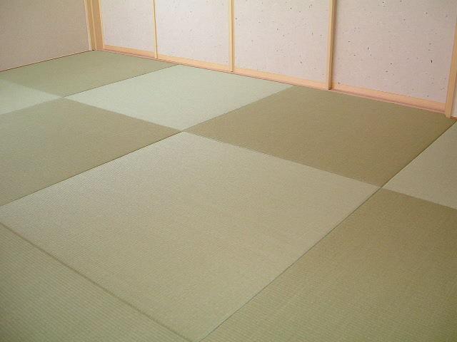 半畳サイズ縁なし畳