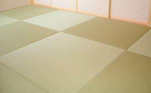 半畳縁なし琉球畳