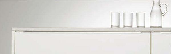 リシェルPLATの薄型ワークトップ