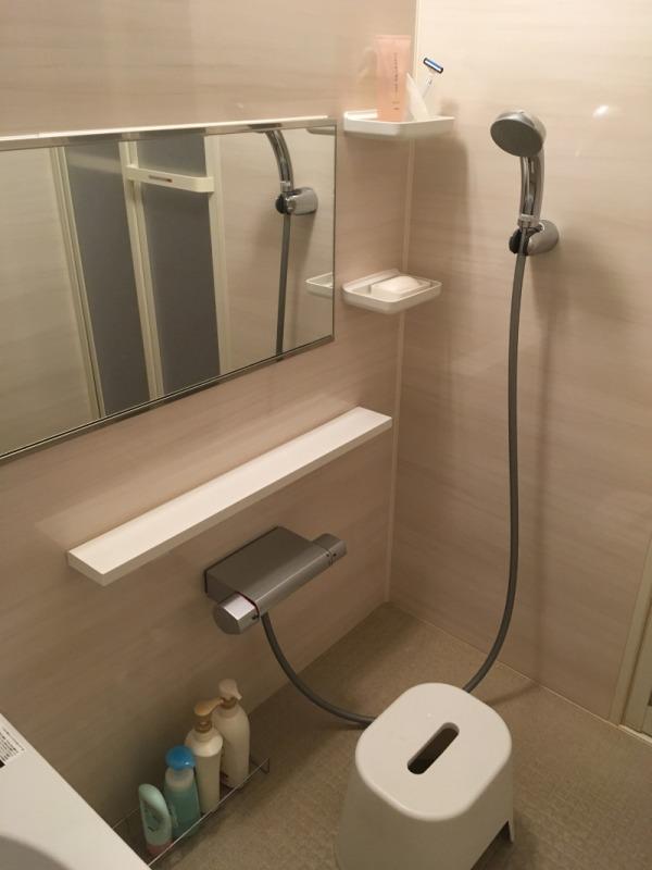 我が家のリクシルのお風呂